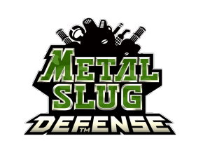 METAL SLUG DEFENSE ロゴ