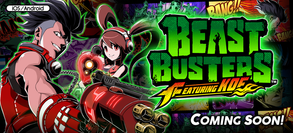 BEAST BUSTERS image